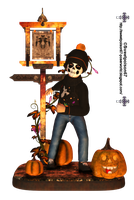Pumpkin Ave Mark by sweetpoison67