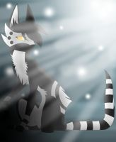 Swiftclaw :Starclan dream: by SamanthaThePanther