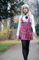 Belarus School Uniform IV by MidnightCraze
