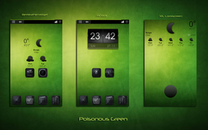 POiSonous grEEn by ForOneDream