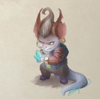 A chua! by Neeri
