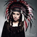 indian girl 2 by le3yh4