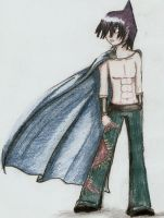 Looking in past by Yokai2love
