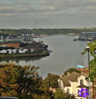 River Medway 002 (20.09.13) by LacedShadowDiamond