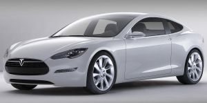 Tesla Model S Coupe by Antoine51