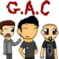 The G.A.C Crew by sclirada