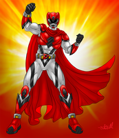 Red Dook Ranger by JTF3