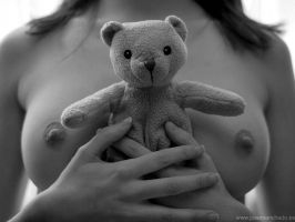 Teddy bear wp by josemanchado