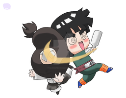 Naruto+Chibis: Drunk again by The-PirateQueen