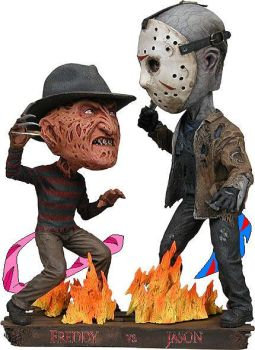 Freddy and Jason animals by Hippiesforever14