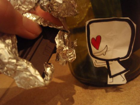 Paper Man - Chocolate... by Narutard1010