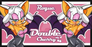 Commission: Double Cherry Rouge by StudioEffedue