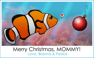 Christmas 2009 -- FOR MOMMY by MartianMeerkat