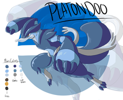 Fan art: Platondoo by MasaBear