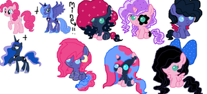 Luna Pie DTA adoptables!::CLOSED:: by tiffanykip