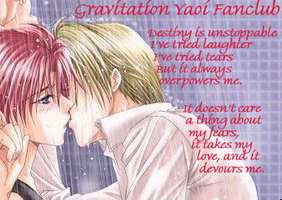 Welcome by gravitation-fanclub