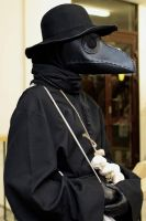 The plague doctor by DMraks