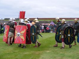 Roman Soldiers 46 by Axy-stock