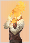 Let Grillby Say Fuck by KisTithen