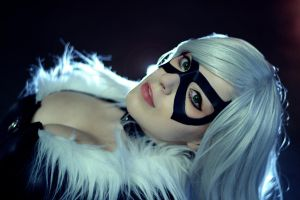 Black Cat II by GlasshouseMurderer