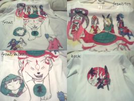 Okami Shirt by Eva49
