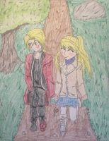 FMA - EdxWinry Walk by caged-birds