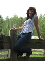 Country girl 4-Stock by Swordexpert-Stock