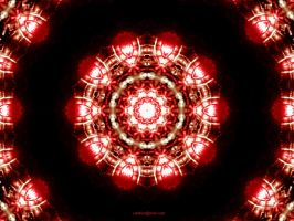 Kaleidos six: Blood flower by curtition