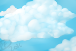 Clouds by midnightstarchris