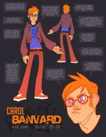 CS :: Carol Banvard by vert-is-ninja