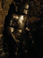 Suit of Armour 01 by Axy-stock
