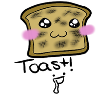 Toast by seiakii