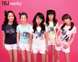 wonder girls 3 by vincentthan