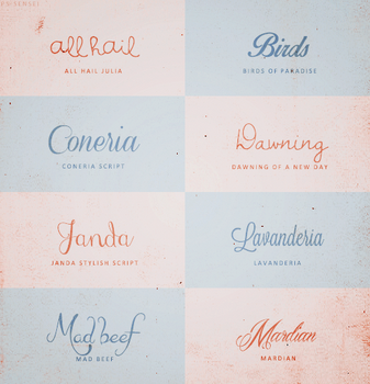 Share font by suchanlove