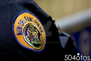 NOPD Patch by GRhoades