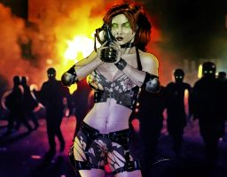 Zombie Death Stench - Queen of the Infected by fromthedead