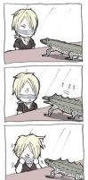 Reita at zoo by mikanrock