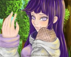 Hinata - Naruto Let's Go Home by 3838dot