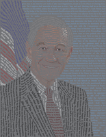 Ron Paul Is Made Of Pure Constitution - Updated by ValinKrai