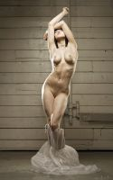 Asphyxia in Stone by MojoKiss