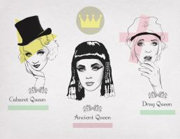 Movie queens by ADriana-XST