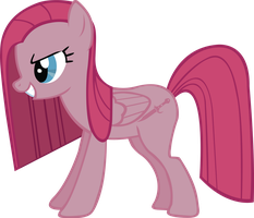 Angry Pinkie Spie by RainbowCrab