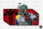 AA MR Boba Fett by Hodges-Art
