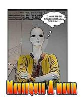 Mannequin A Mania by SophlyLaughing