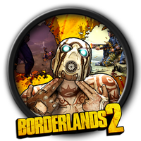 Borderlands 2 Icon by kodiak-caine