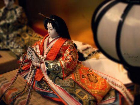 Japanese Doll 2 by tsuky-san