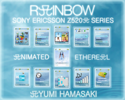 RAINBOW for SE Z520 by ecoice