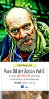Pure Oil Art Action Vol-5 by hazrat1