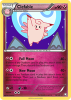 Clefable NKI 76 by bbninjas