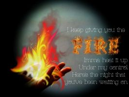 Fire from Camp Rock 2 ! Im using only photoshop by AugustanceDePun